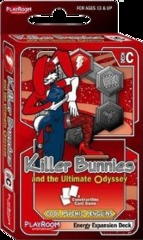 Killer Bunnies and the Ultimate Odyssey: Cool Psychic Penguins Energy Expansion Deck