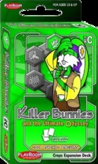Killer Bunnies and Ultimate Odyssey: Cool Psychic Penguin Crops Expansion Deck