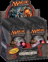 Magic 2012 Booster Battle Pack Box