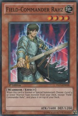 Field-Commander Rahz - YS11-EN018 - Common - 1st Edition