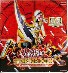 Yu-Gi-Oh Dawn of the Xyz Starter Deck Box