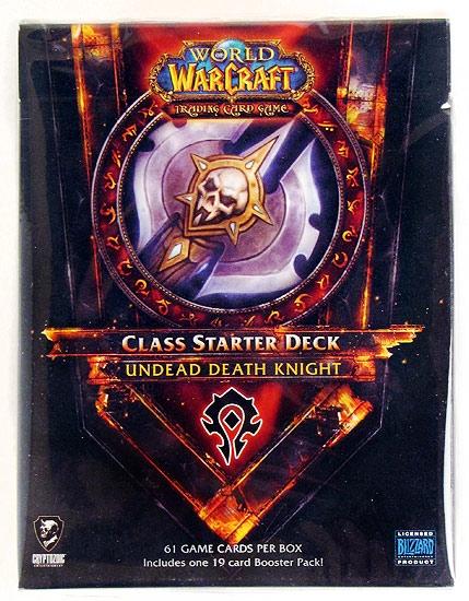 2011 Horde Undead Death Knight Class Starter Deck