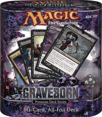 Graveborn: Premium Deck Series: Box Set