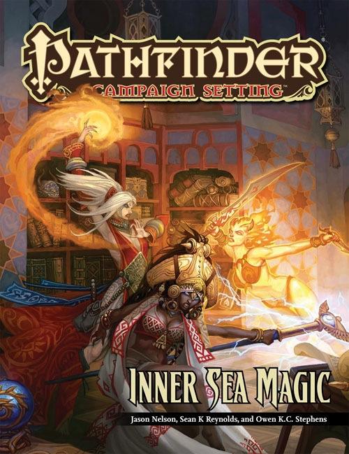 Pathfinder Campaign Setting: Inner Sea Magic (PFRPG)