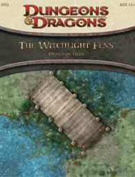Dungeon Tiles: The Witchlight Fens - RPG Roleplaying