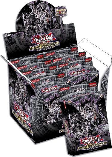 Gates of the Underworld Structure Deck - 1st Edition Box