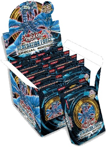 Generation Force: Special Edition Box
