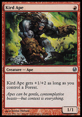 Kird Ape on Channel Fireball