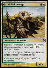 Qasali Pridemage on Channel Fireball