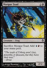 Morgue Toad