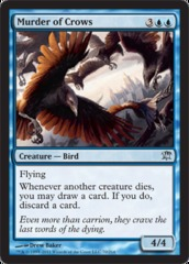 Murder of Crows on Channel Fireball