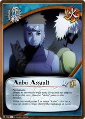 Anbu Assault - M-754 - Common - 1st Edition
