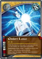 Chidori Lance - J-857 - Rare - 1st Edition