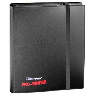 Ultra Pro 9-Pocket PRO-Binder Black