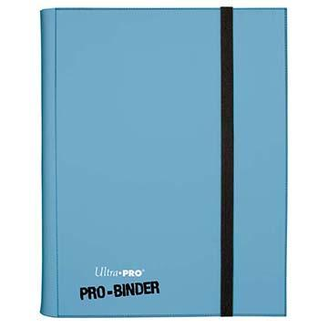 Ultra Pro Light Blue Pro-Binder - Accessories » Binders