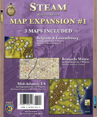 Steam: Map Expansion #1