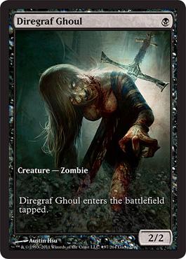 Diregraf Ghoul - Game Day Promo