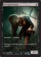 Diregraf Ghoul - Game Day Promo