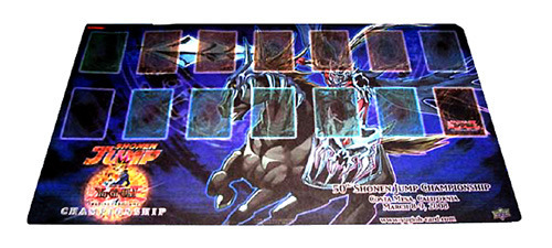 50th JUMP Doomcaliber Knight Playmat