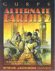 GURPS Alternate Earths 2