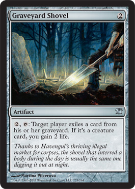Graveyard Shovel