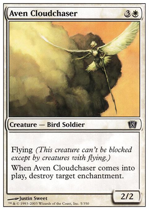 Aven Cloudchaser - Foil