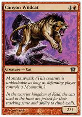 Canyon Wildcat - Foil
