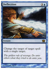 Deflection - Foil