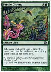 Fertile Ground - Foil