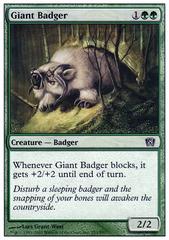 Giant Badger - Foil