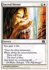 Sacred Nectar - Foil