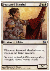Seasoned Marshal - Foil
