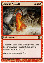 Seismic Assault - Foil