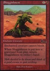 Sluggishness - Foil