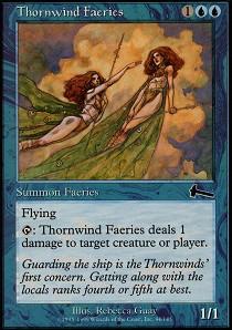 Thornwind Faeries - Foil