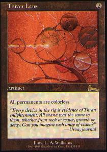 Thran Lens - Foil