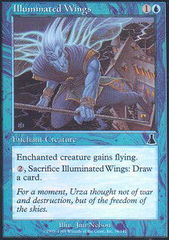 Illuminated Wings - Foil