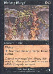 Slinking Skirge - Foil