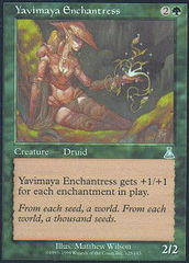 Yavimaya Enchantress - Foil