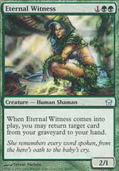 Eternal Witness - Foil on Channel Fireball