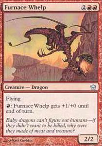 Furnace Whelp - Foil