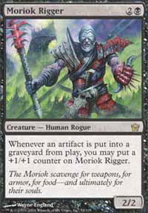 Moriok Rigger - Foil