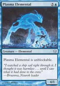 Plasma Elemental - Foil