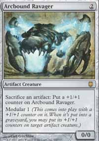 Arcbound Ravager - Foil