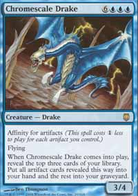 Chromescale Drake - Foil