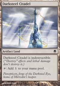 Darksteel Citadel - Foil