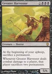 Greater Harvester - Foil