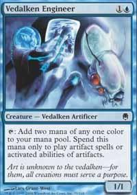 Vedalken Engineer - Foil