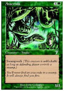 Anaconda - Foil