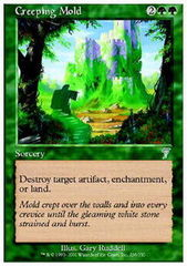 Creeping Mold - Foil